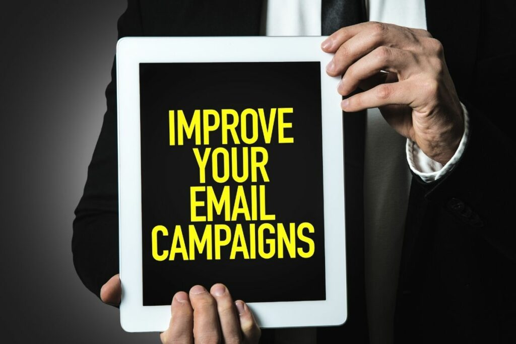 email marketing campaigns for higher conversion rates