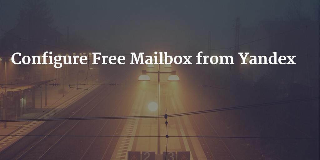 free-yandex-mailbox