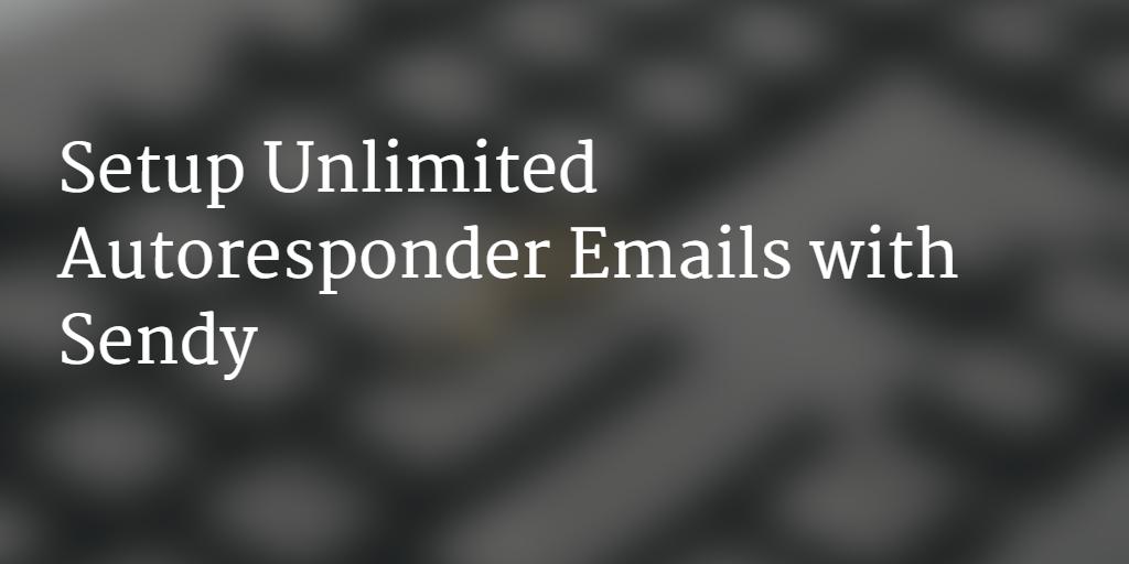 unlimited-email-autoresponder