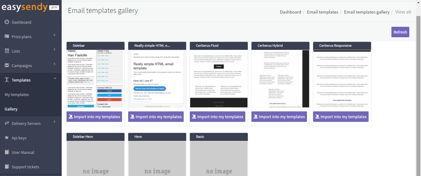 EmailTemplate-gallery