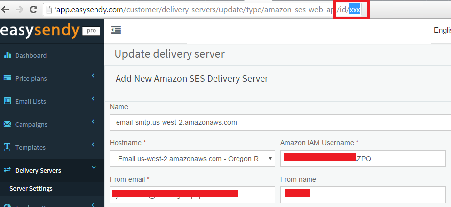 check-delivery-server-id