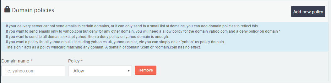 domain-policy