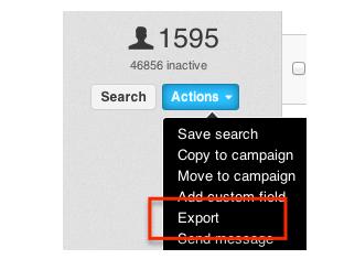 getresponse-export