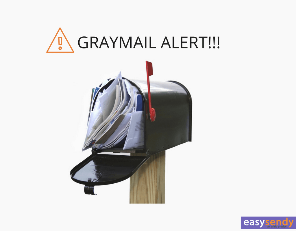 What is Graymail and How to prevent your Email Reputation?