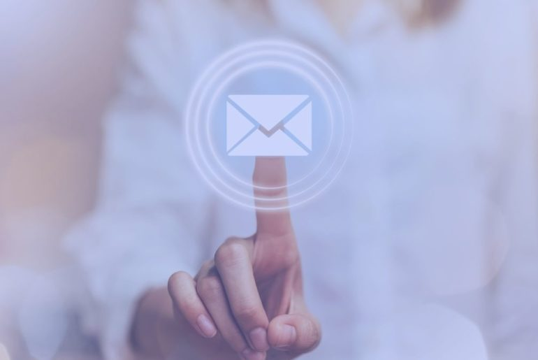Personalization in email