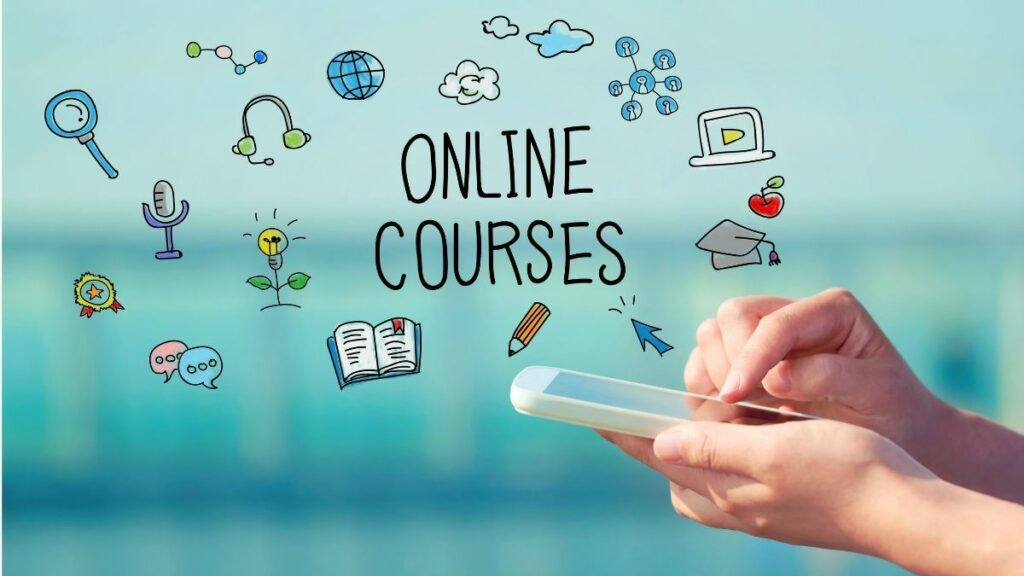 online courses for email newsletter ideas